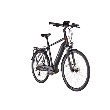 ORTLER TOURS POWERTUBE DIAMANT Electric Trekking Bike Black 2020